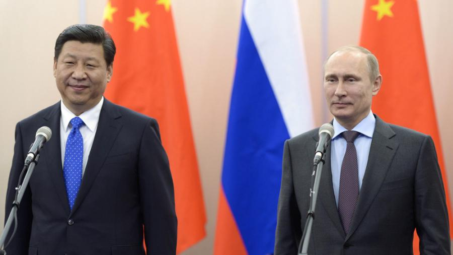 """BRICS-Gipfel in Russland: Bündnis zwischen Moskau und Peking """"keine Allianz gegen Drittländer"""""""