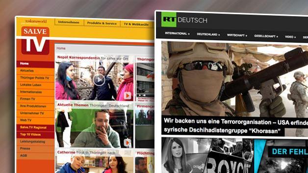RT Deutsch nun offiziell unbedenklich - Landesmedienanstalt Thüringen erklärt Ausstrahlung durch Salve.TV für zulässig