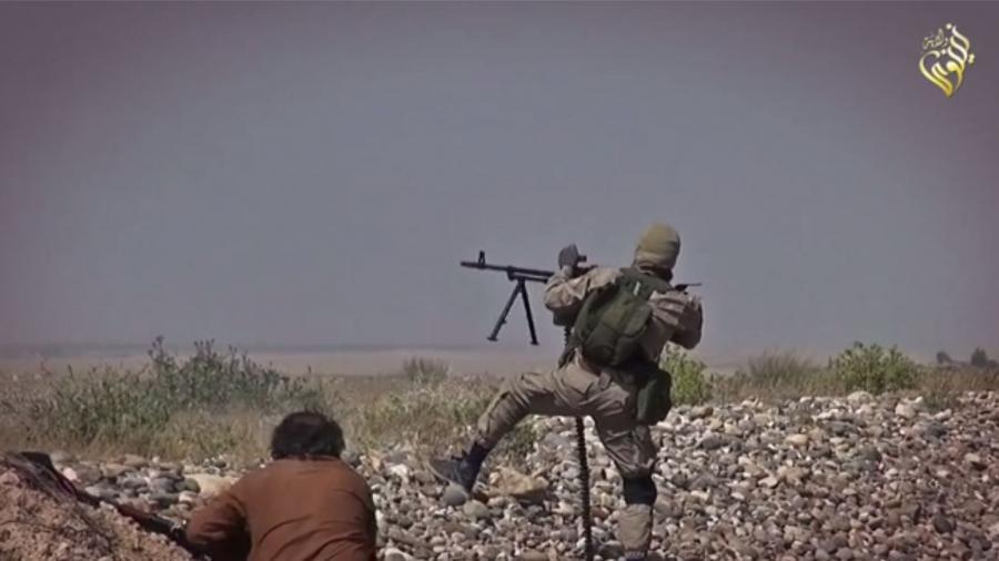 """Der """"Islamische Staat"""" ist zurück in Tall Abyad – Viertel im Osten erobert"""