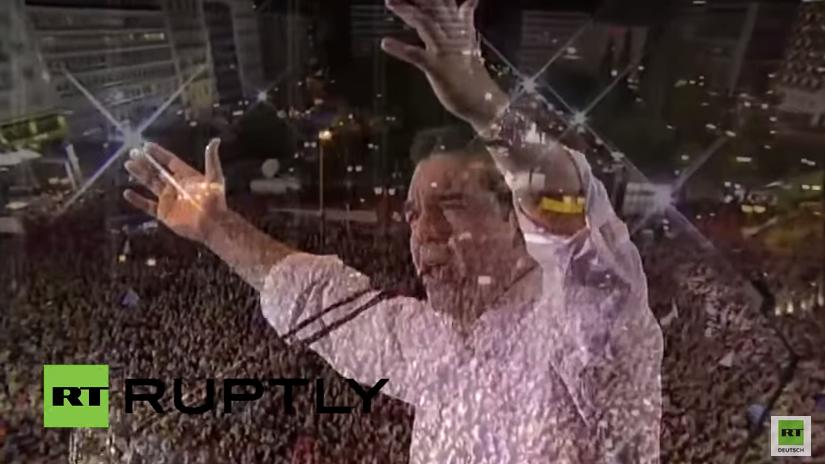 """Tsipras: """"Wir werden den Menschen eine neue Botschaft der Hoffnung senden."""""""