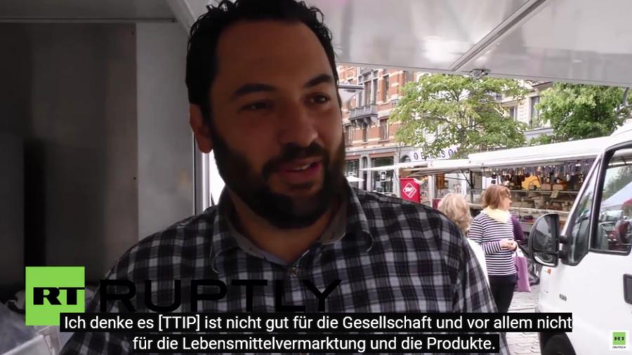 Belgische Gemeinde erklärt sich zur TTIP-freien Zone