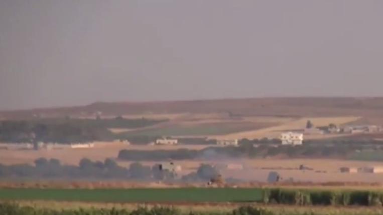 Syrien: Türkei geht erstmals mit Luftangriffen gegen den IS im Nachbarland vor