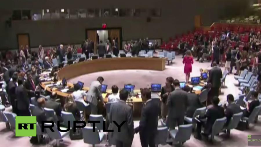 Live: UN-Sicherheitsrat stimmt über Iran-Atomabkommen ab