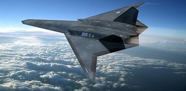 B-3 Vorschlag von Boeing/Lockheed aus. Quelle: Breakingdefense/Boeing/Lockheed