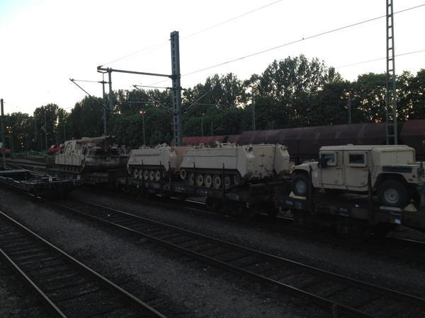 Kiel – Das neue Drehkreuz für US-Militärtransporte ins Baltikum und in die Ukraine