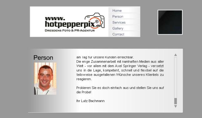 Arbeitete schon früher beruflich mit dem Axel Springer Verlag zusammen: Der spätere Pegida-Gründer Lutz Bachmann
