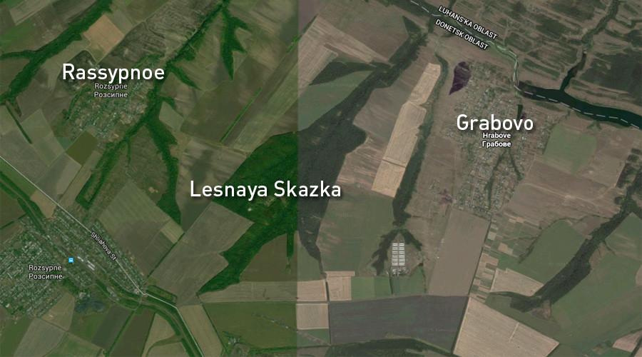 Quelle: Google Map