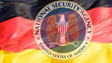 Deutschland - NSA-Land. Bildquelle: heise online/Matteo Solbiati, CC BY 2.0 )