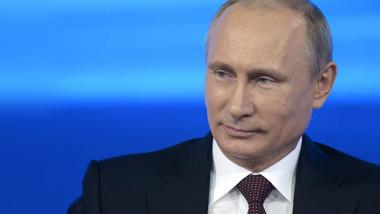 Russlands Präsident Wladimir Putin. Quelle: RIA