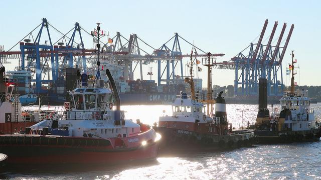 Hamburger Hafen: Deutschlands Tor zur Welt leidet an Umsatzrückgang durch Russland-Sanktionen