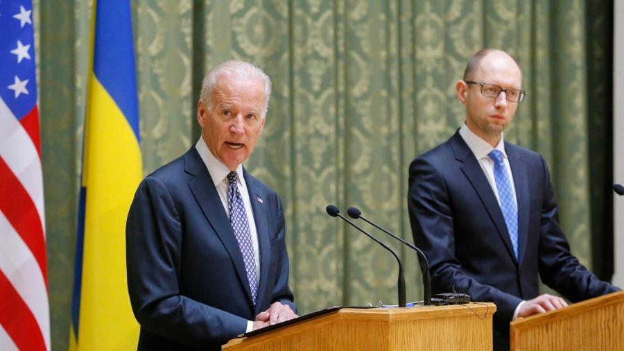 """US-Regierung gewährt 500 Millionen US-Dollar für ukrainische Nationalgarde und droht """"Preis für russische Aggression in der Ukraine"""" zu erhöhen"""