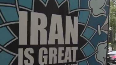 Wegen iranfreundlichem Schriftzug auf Wohnmobil: Terroralarm in Großbritannien