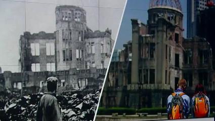 Trauriges Jubiläum: Hiroshima-Gedenken in Japan