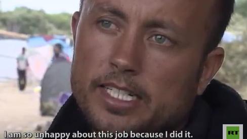 Gefährliche Flucht: Afghane, der für britische Armee arbeitete, steckt in Calais fest