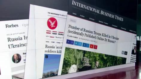 """Zeitungs-Ente über """"russische Soldaten in der Ukraine"""" macht Runde in westlichen Medien"""