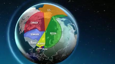 Kampf um die Arktis: Schmelzende Polkappen wecken Ressourcenhunger der Großmächte