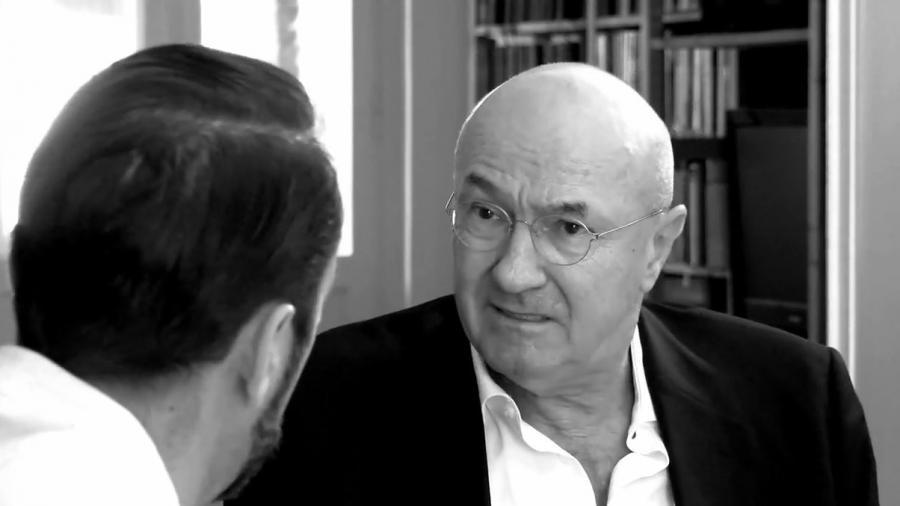 """Interview mit Uli Gellermann, Herausgeber der Rationalgalerie: """"Merkel ist irre"""""""