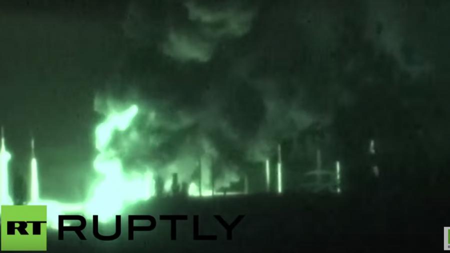 Ukraine: Stromausfall in Gorlowka - Schwerer Beschuss trifft wichtiges Elektrizitätswerk