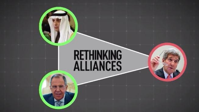Wechselnde Allianzen und Diplomatie der Hass-Liebe: USA, Russland und Saudi-Arabien verhandeln in Doha