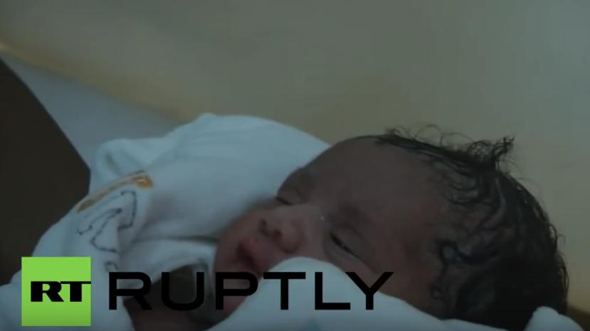 Flüchtlingskrise im Mittelmeer: Erstmals Baby auf deutschem Marineschiff geboren