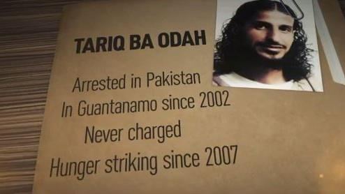 Jahrelange US-Folter: Guantanamo-Gefangener Ba Odah kurz vor dem Siechtod