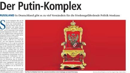 """Bundestags-Zeitung """"Das Parlament"""" als Vorkämpferin für Hetze gegen Russland und RT Deutsch"""