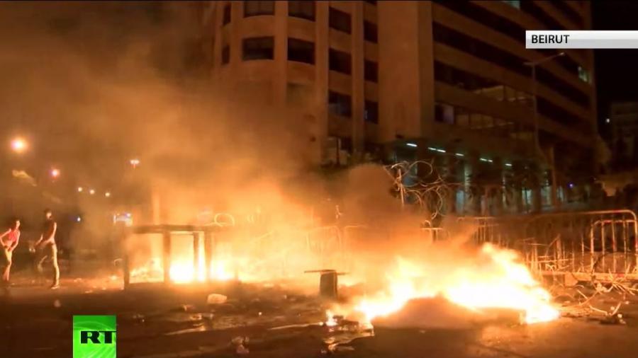 Von Anti-Müll-Protesten zum Regime Change? Proteste im Libanon halten an