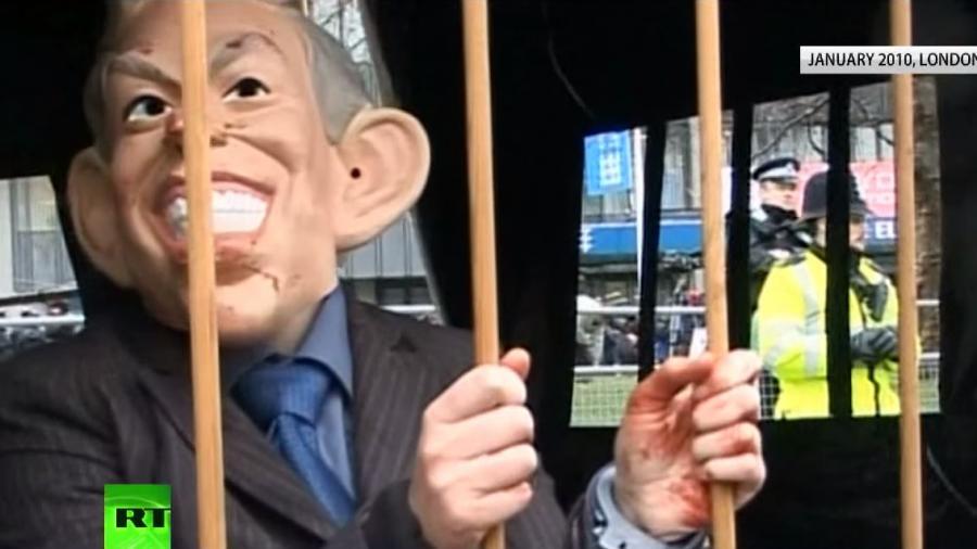 Tony Blair ein Kriegsverbrecher? Washington hält Untersuchungsbericht zum Irak-Krieg zurück
