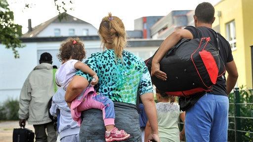 Deutschland verstärkt Abschottungspolitik gegenüber Balkanflüchtlingen
