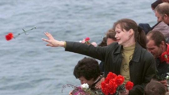 """""""Putins Tschernobyl"""" - Vor 15 Jahren sank das Atom-U-Boot Kursk"""