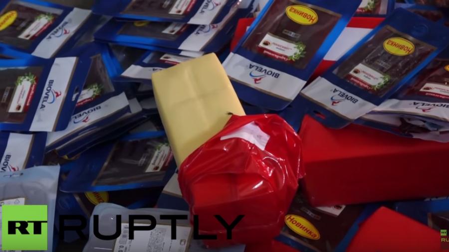 Russland: Nach sanktionsbedingter Lebensmittelzerstörung Petition zur Verteilung an Bedürftige gestartet