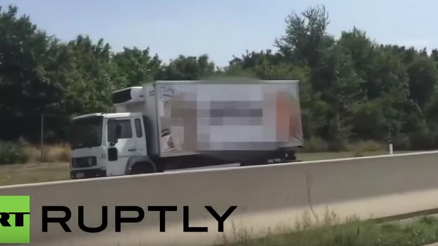 Österreich: Über 70 Flüchtlinge tot in Schlepper-LKW aufgefunden