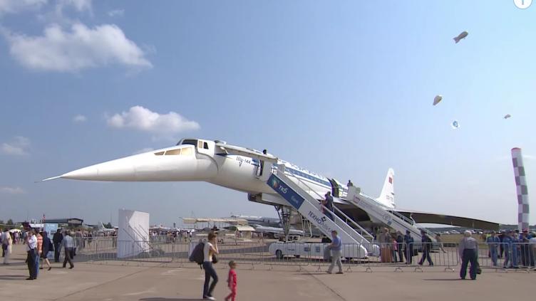 Live: Tag vier von der internationalen Luft- und Raumfahrtmesse MAKS 2015 in Schukowski