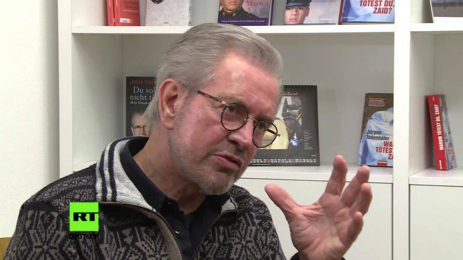 """Offener Brief von Jürgen Todenhöfer an die Präsidenten und Regierungschefs der Welt: """"Ihr seid totale Versager"""""""