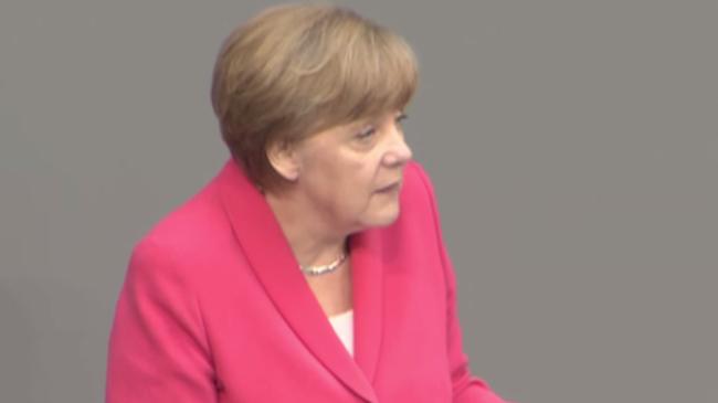 Live: Merkel zu aktuellen Fragen der deutschen Innen- und Außenpolitik auf der Bundespressekonferenz