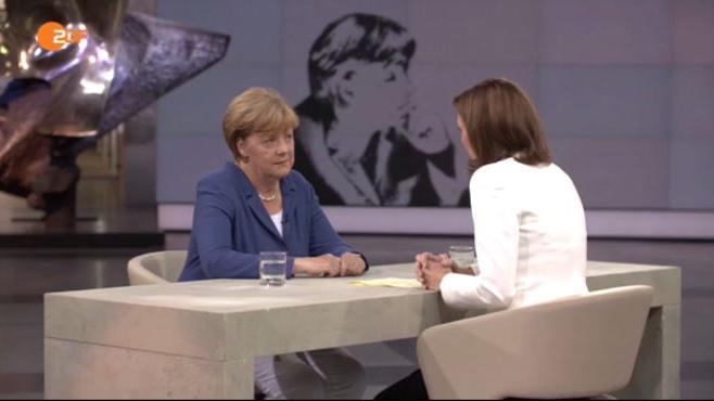 Merkel im Sommerinterview: Flüchtlingspolitik als nächstes großes europäisches Projekt