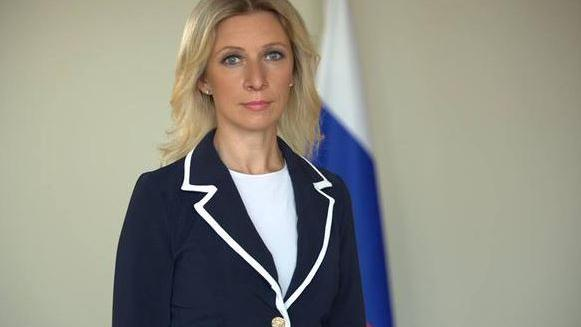 Der kleine Unterschied? Erstmals wird eine Frau Sprecherin des russischen Außenministeriums