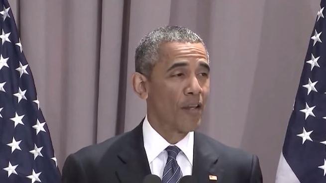 """Iranisches Atomabkommen - Obama wirbt für Zustimmung, Trump spricht von """"nuklearem Holocaust"""""""