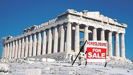 Wasser, Gas, Strom, Infrastruktur - Die Plünderung von Griechenland kennt keine Grenzen