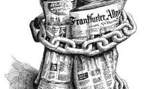 """""""Pressefreiheit ist die Freiheit von zweihundert reichen Leuten, ihre Meinung zu verbreiten"""""""