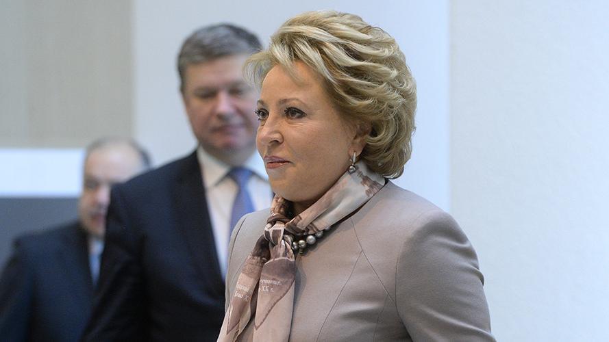 Versuch der Demütigung? USA stellen russischer Spitzenpolitikerin Visum für UN-Konferenz nur mit stark eingeschränkter Bewegungsfreiheit aus