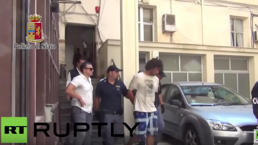 Italien: Mutmaßliche Schlepper-Bande verhaftet – Vorwurf: Hundertfacher Mord