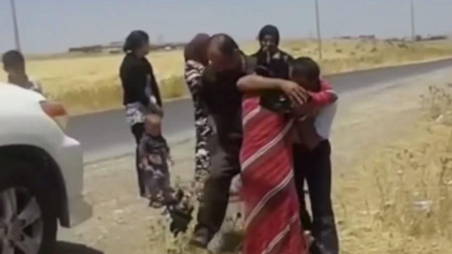 """Iraker gründen NGO zum Freikauf von Sex-Sklavinnen des """"Islamischen Staates"""""""
