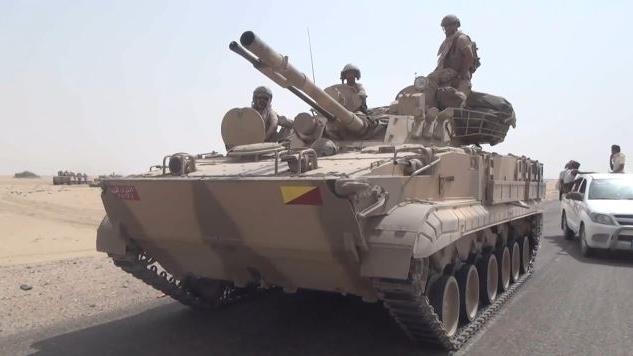 Vom Westen unbemerkt? Saudi Arabien startet umfassende Boden-Invasion mit über 100 Panzern im Jemen