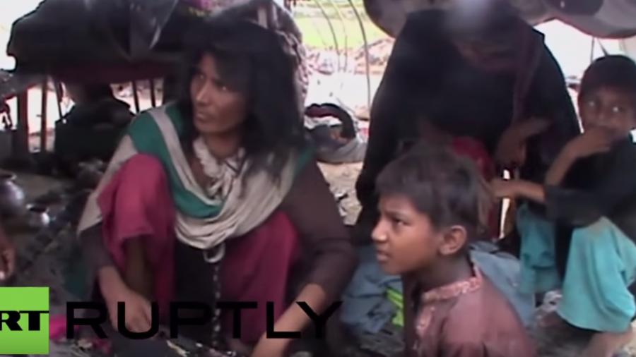 Pakistan: Frau von ihrem Mann an Sklaventreiber verkauft – Polizei befreit sie nach einem Monat in Ketten