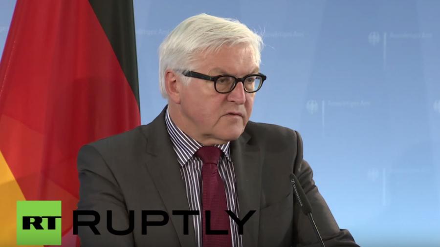 Live: Steinmeier und saudischer Außenminister geben gemeinsame Pressekonferenz in Berlin