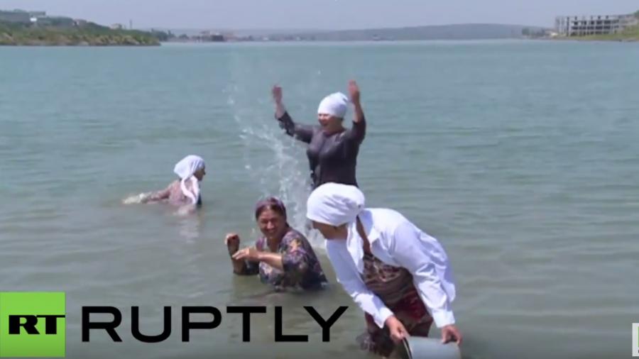 Russland: Tschetschenien eröffnet ersten Badestrand nur für Frauen