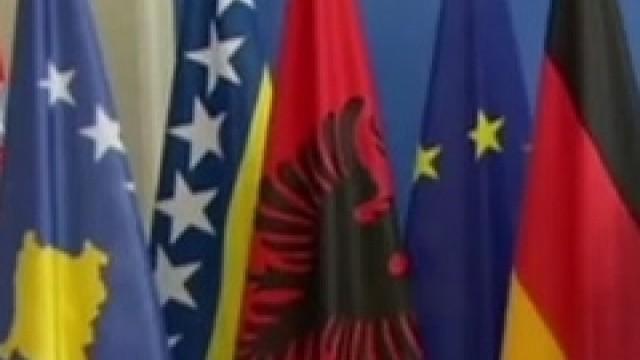 Live: Pressekonferenz von der Westbalkan-Konferenz in Wien