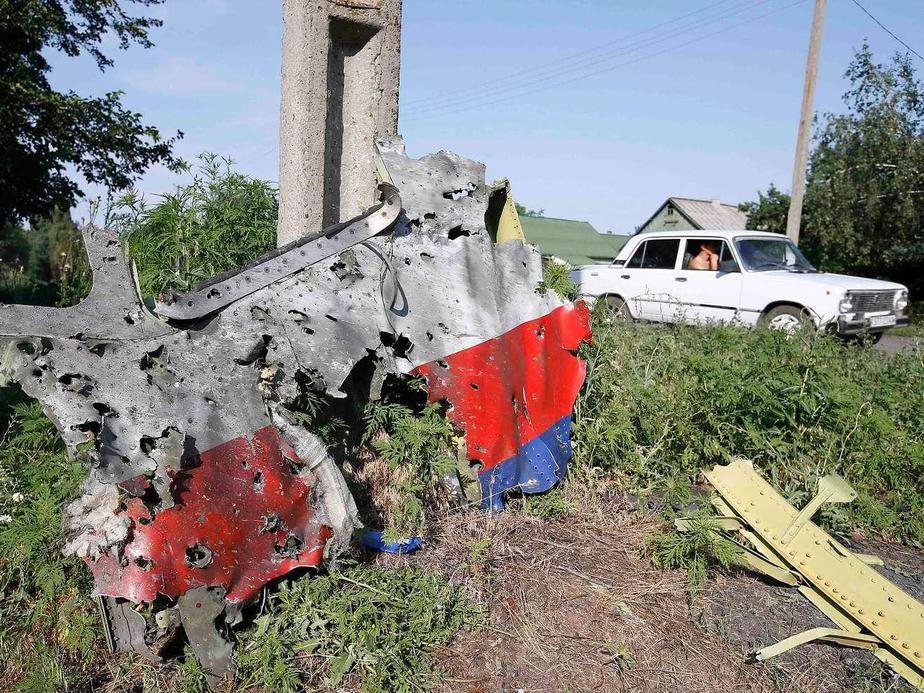 """MEHR LESEN: """"Wir brauchen Informationen zum Cockpitdach"""" – Niederländische Untersuchtungsbehörde zu MH17 bittet RT um Mithilfe"""
