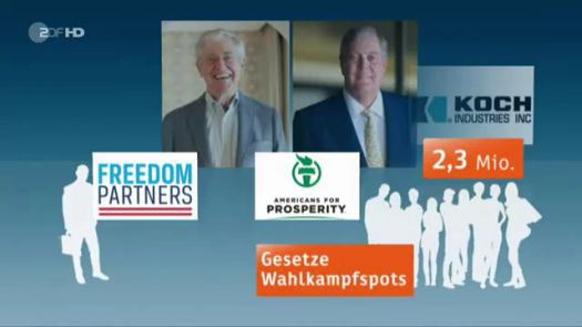 ZDF zensiert nachträglich US-kritischen Videobeitrag aus der Mediathek